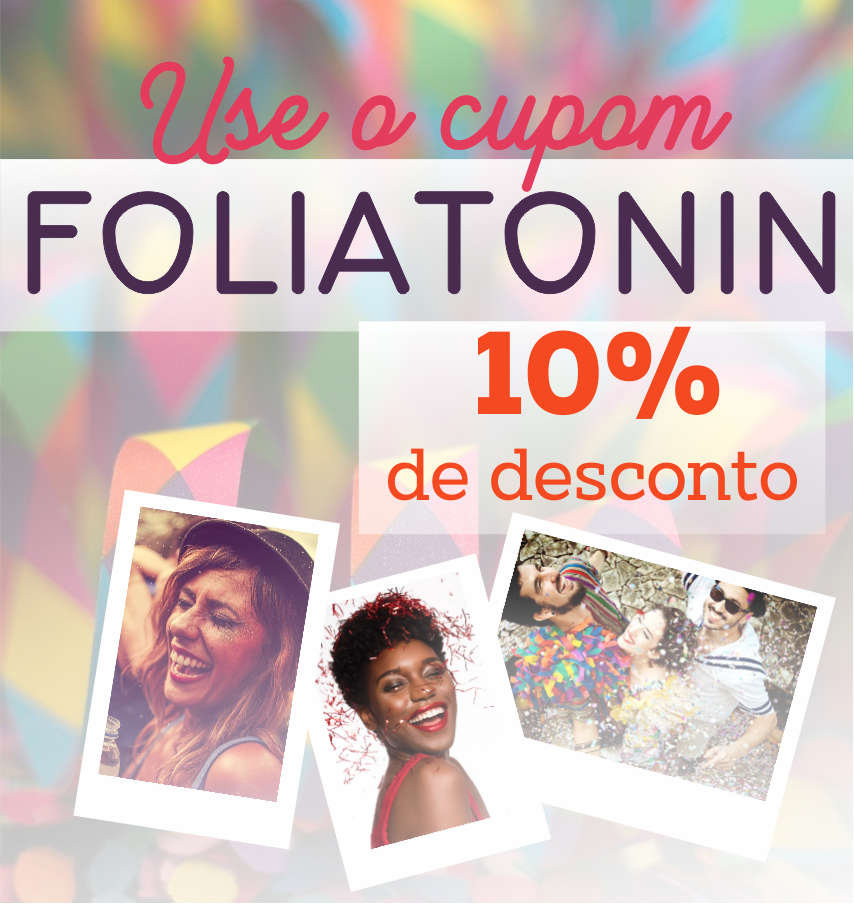 Cupom Folia Tonin