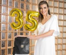 Tonin celebra 35 anos em 2017